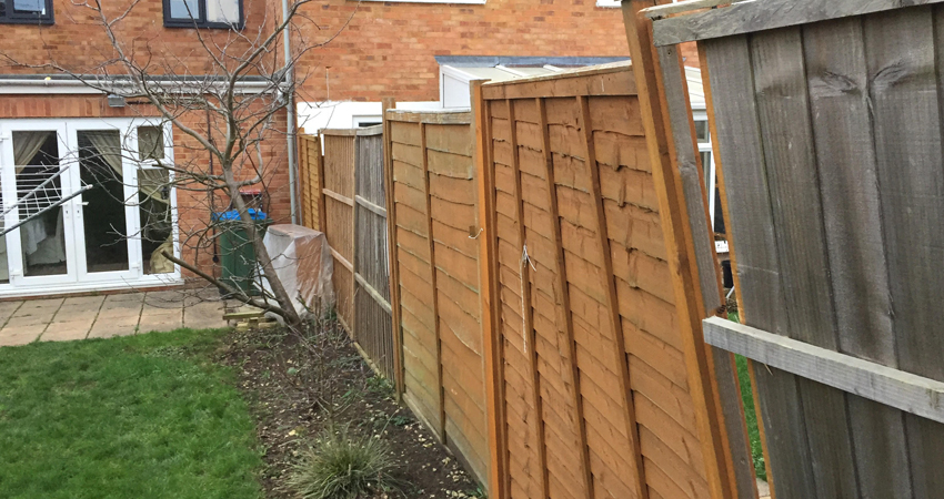 Fence Repair In Aylesbury Bicester The Local Area